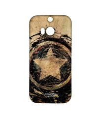 Avengers Captain America Assemble Symbolic Captain Shield Sublime Case for HTC One M8 Eye