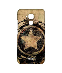 Avengers Captain America Assemble Symbolic Captain Shield Sublime Case for Huawei Honor 5C
