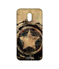 Avengers Captain America Assemble Symbolic Captain Shield Sublime Case for Moto E3 Power