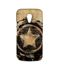 Avengers Captain America Assemble Symbolic Captain Shield Sublime Case for Moto G2