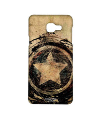 Avengers Captain America Assemble Symbolic Captain Shield Sublime Case for Samsung A5 (2016)