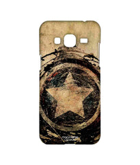 Avengers Captain America Assemble Symbolic Captain Shield Sublime Case for Samsung J3 (2016)