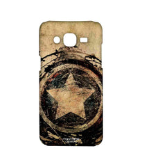 Avengers Captain America Assemble Symbolic Captain Shield Sublime Case for Samsung J5