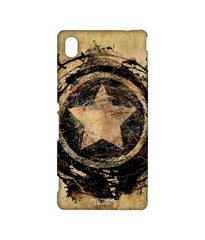Avengers Captain America Assemble Symbolic Captain Shield Sublime Case for Sony Xperia M4 Aqua