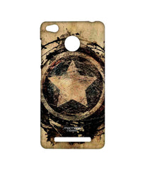 Avengers Captain America Assemble Symbolic Captain Shield Sublime Case for Xiaomi Redmi 3S Prime