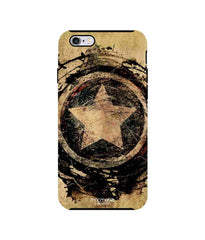 Avengers Captain America Assemble Symbolic Captain Shield Tough Case for iPhone 6 Plus