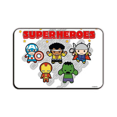 Avengers Comic Kawaii Super Heroes Fridge Magnet - Multicolor
