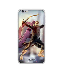 Avengers Hawkeye Age of Ultron Super Hawk Jello Case for iPhone 6 Plus