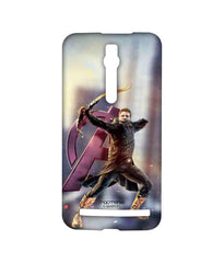 Avengers Hawkeye Age of Ultron Super Hawk Sublime Case for Asus Zenfone 2