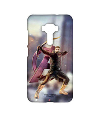 Avengers Hawkeye Age of Ultron Super Hawk Sublime Case for Asus Zenfone 3 ZE552KL