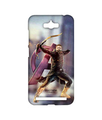 Avengers Hawkeye Age of Ultron Super Hawk Sublime Case for Asus Zenfone Max