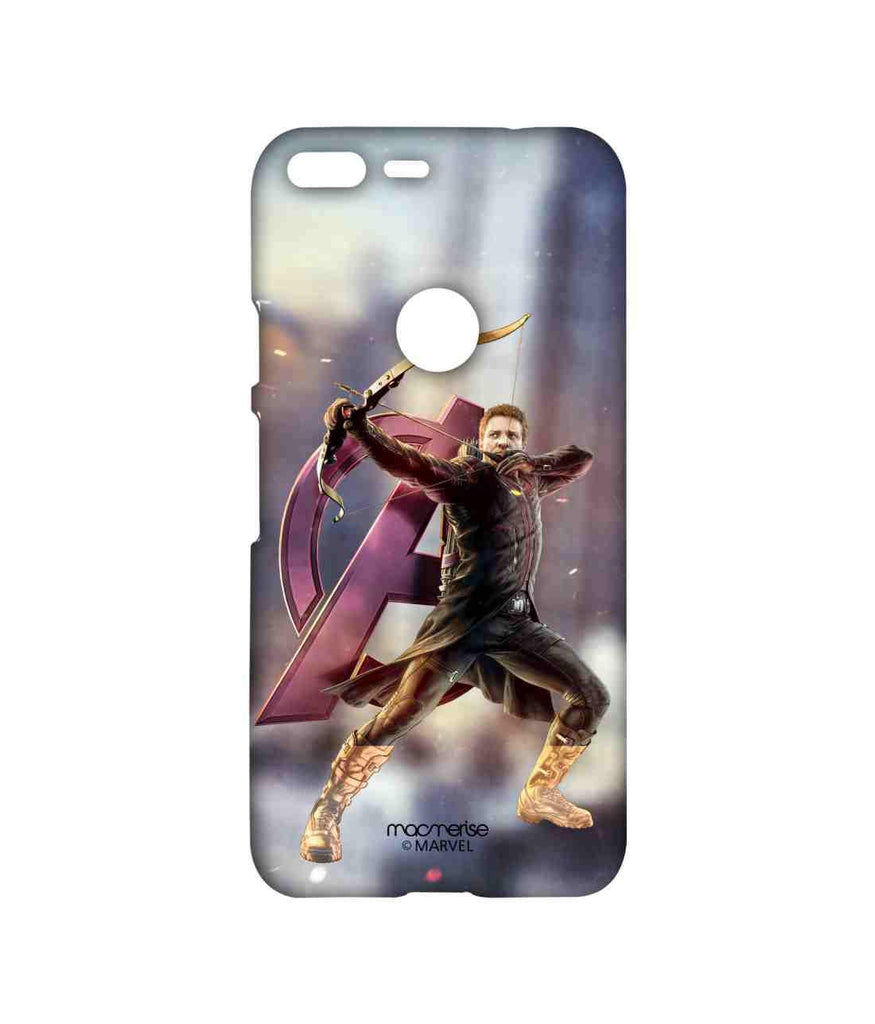 Avengers Hawkeye Age of Ultron Super Hawk Sublime Case for Google Pixel XL