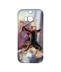 Avengers Hawkeye Age of Ultron Super Hawk Sublime Case for HTC One M8
