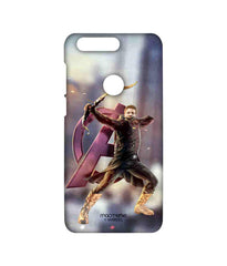 Avengers Hawkeye Age of Ultron Super Hawk Sublime Case for Huawei Honor 8