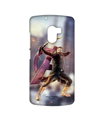 Avengers Hawkeye Age of Ultron Super Hawk Sublime Case for Lenovo K4 Note