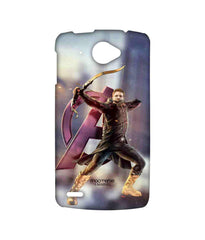 Avengers Hawkeye Age of Ultron Super Hawk Sublime Case for Lenovo S920