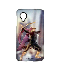 Avengers Hawkeye Age of Ultron Super Hawk Sublime Case for LG Nexus 5