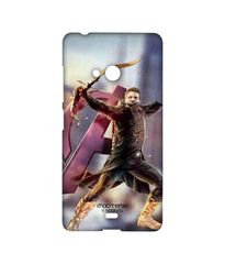 Avengers Hawkeye Age of Ultron Super Hawk Sublime Case for Microsoft Lumia 540