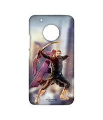 Avengers Hawkeye Age of Ultron Super Hawk Sublime Case for Moto G5 Plus