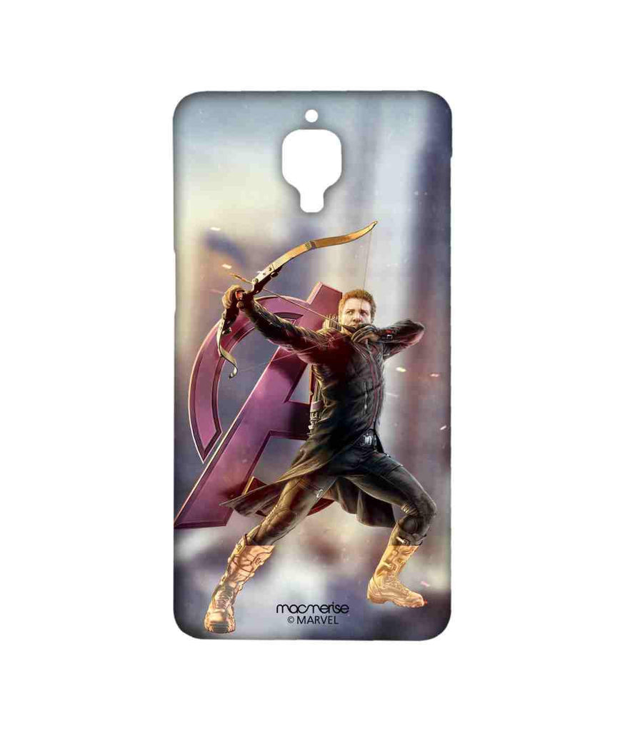 Avengers Hawkeye Age of Ultron Super Hawk Sublime Case for OnePlus 3T