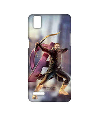 Avengers Hawkeye Age of Ultron Super Hawk Sublime Case for Oppo F1