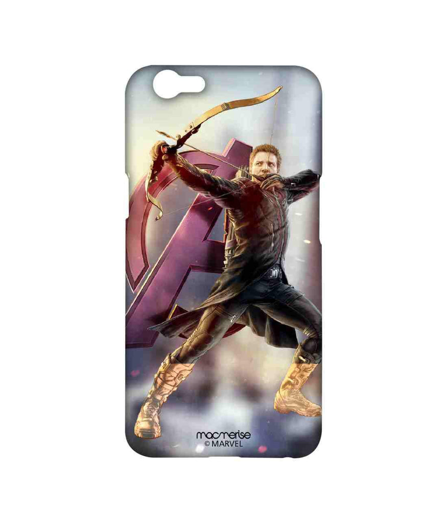 Avengers Hawkeye Age of Ultron Super Hawk Sublime Case for Oppo F1s