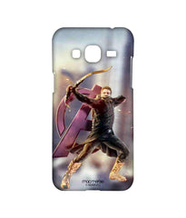 Avengers Hawkeye Age of Ultron Super Hawk Sublime Case for Samsung J3 (2016)