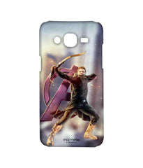 Avengers Hawkeye Age of Ultron Super Hawk Sublime Case for Samsung On5 Pro