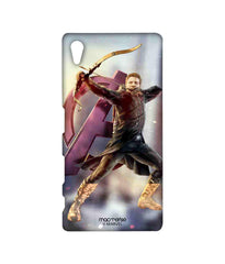 Avengers Hawkeye Age of Ultron Super Hawk Sublime Case for Sony Xperia Z5