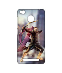 Avengers Hawkeye Age of Ultron Super Hawk Sublime Case for Xiaomi Redmi 3S Prime