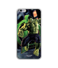 Avengers Hulk Age of Ultron Super Doctor Jello Case for iPhone 6 Plus