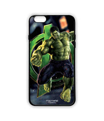Avengers Hulk Age of Ultron Super Doctor Lite Case for iPhone 6 Plus