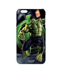Avengers Hulk Age of Ultron Super Doctor Pro Case for iPhone 6 Plus