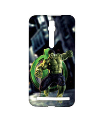 Avengers Hulk Age of Ultron Super Doctor Sublime Case for Asus Zenfone 2