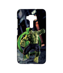 Avengers Hulk Age of Ultron Super Doctor Sublime Case for Asus Zenfone 3 ZE552KL