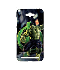 Avengers Hulk Age of Ultron Super Doctor Sublime Case for Asus Zenfone Max