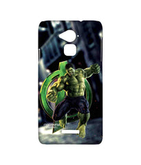Avengers Hulk Age of Ultron Super Doctor Sublime Case for Coolpad Note 3