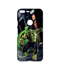 Avengers Hulk Age of Ultron Super Doctor Sublime Case for Google Pixel
