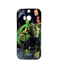 Avengers Hulk Age of Ultron Super Doctor Sublime Case for HTC One M8