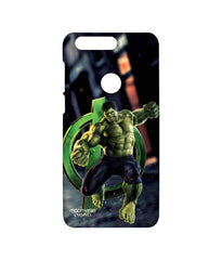 Avengers Hulk Age of Ultron Super Doctor Sublime Case for Huawei Honor 8