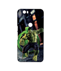 Avengers Hulk Age of Ultron Super Doctor Sublime Case for Huawei Nexus 6P