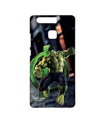 Avengers Hulk Age of Ultron Super Doctor Sublime Case for Huawei P9