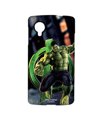 Avengers Hulk Age of Ultron Super Doctor Sublime Case for LG Nexus 5