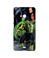 Avengers Hulk Age of Ultron Super Doctor Sublime Case for Microsoft Lumia 540