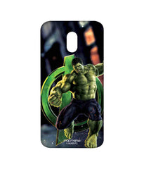 Avengers Hulk Age of Ultron Super Doctor Sublime Case for Moto E3 Power