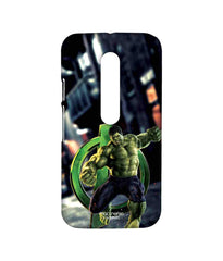 Avengers Hulk Age of Ultron Super Doctor Sublime Case for Moto G Turbo