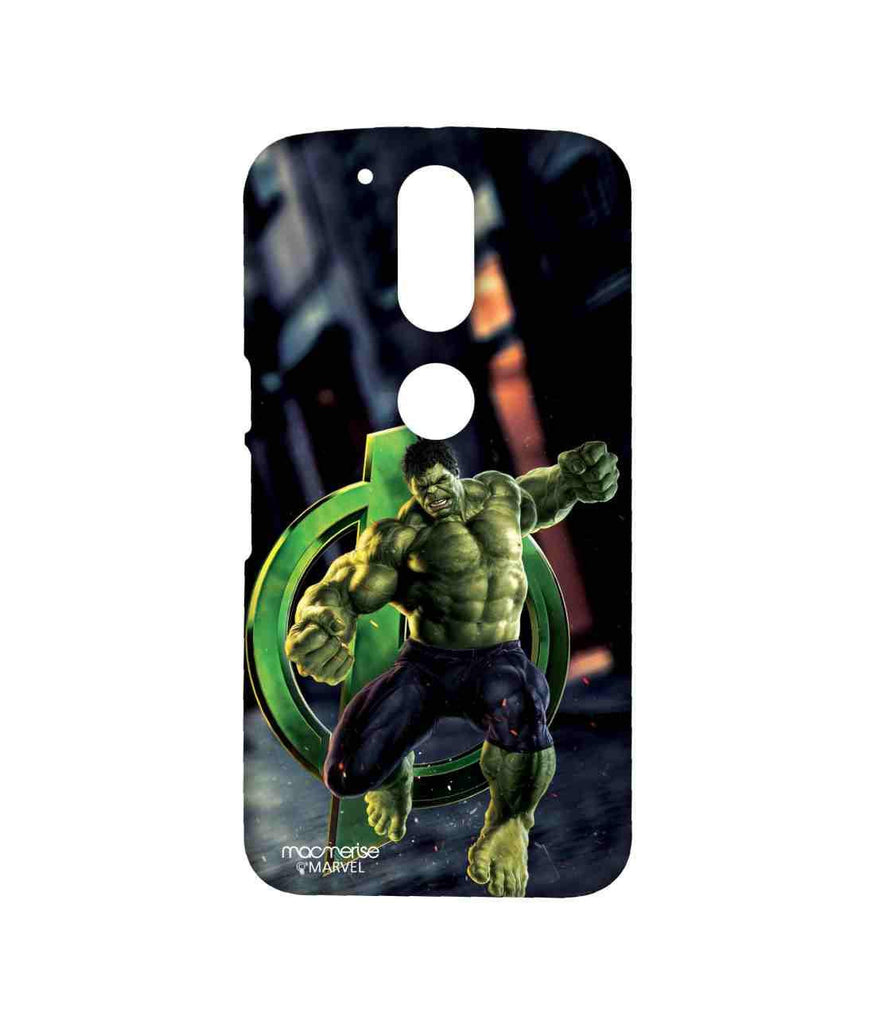 Avengers Hulk Age of Ultron Super Doctor Sublime Case for Moto G4