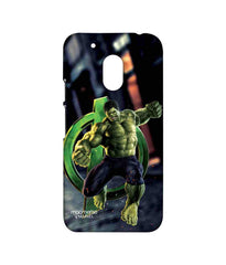 Avengers Hulk Age of Ultron Super Doctor Sublime Case for Moto G4 Play