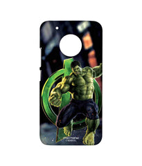 Avengers Hulk Age of Ultron Super Doctor Sublime Case for Moto G5 Plus