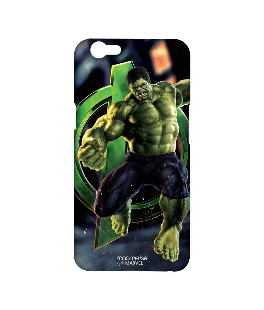 Avengers Hulk Age of Ultron Super Doctor Sublime Case for Oppo F1s